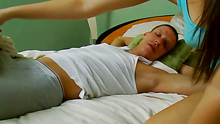 Sexual perfection Missy Stone got a romanic fondle ended up screwed the way she always wanted