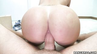 Sassy Missy Woods is getting banged like never before and getting ready to cum