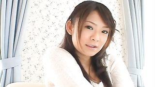 Angelic floozy Minori Hatsune wants playmate to smashed her super hard