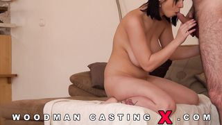 Delicious woman is horny and ready for some intensive slamming