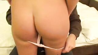 Playful Belicia got fucked in many positions until she started moaning from pleasure