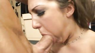 Startling minx Kiera King is ready to do anything